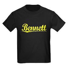 Bennett, Yellow T
