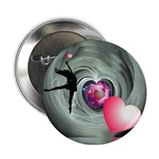 """I Love to Dance 2.25"""" Button"""