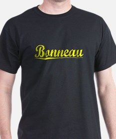 Bonneau, Yellow T-Shirt