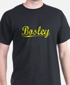 Bosley, Yellow T-Shirt