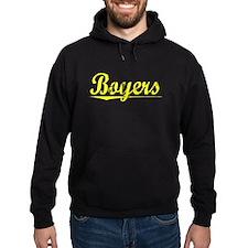 Boyers, Yellow Hoodie