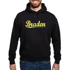 Braden, Yellow Hoodie