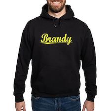 Brandy, Yellow Hoodie