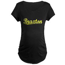 Braxton, Yellow T-Shirt