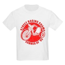 80's Street Racer Kids T-Shirt
