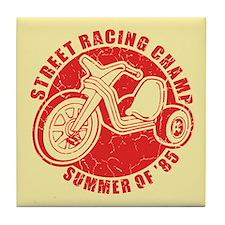 80's Street Racer Tile Coaster