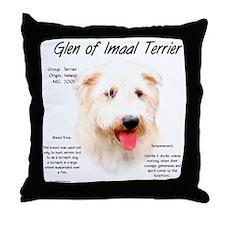 Glen of Imaal Throw Pillow