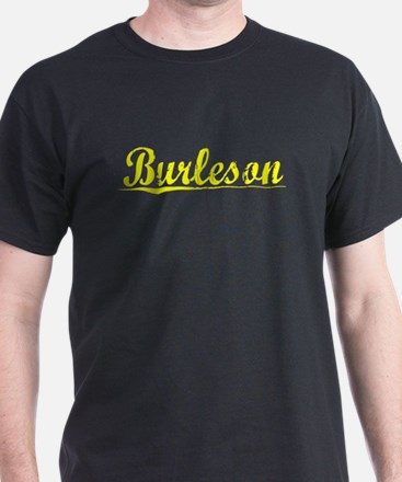 Burleson, Yellow T-Shirt
