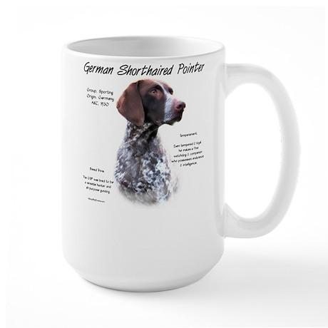 GSP Large Mug