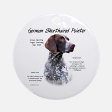 GSP Ornament (Round)