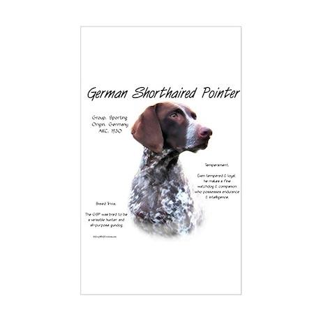 GSP Rectangle Sticker