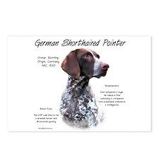 GSP Postcards (Package of 8)