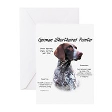 GSP Greeting Cards (Pk of 10)
