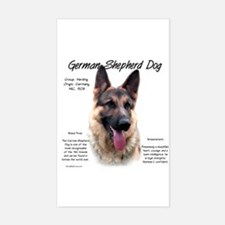 GSD Rectangle Decal