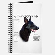 Black GSD Journal