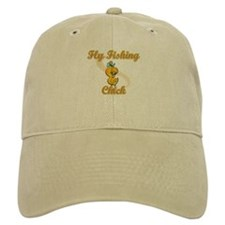 Fly Fishing Chick #2 Baseball Cap