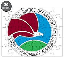 DEA seal Puzzle