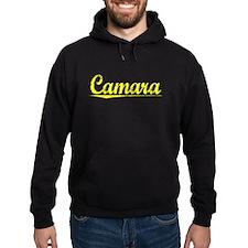 Camara, Yellow Hoodie
