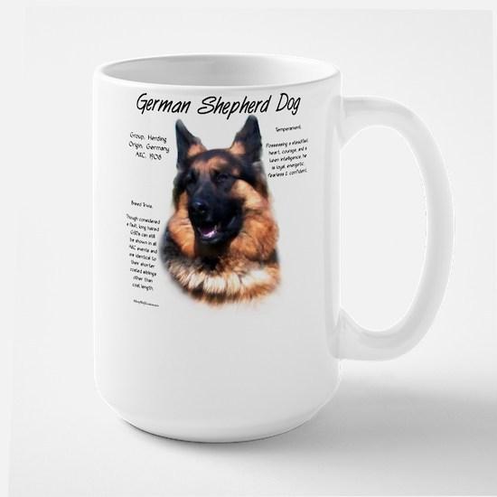 Longhair GSD Mug