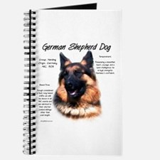 Longhair GSD Journal