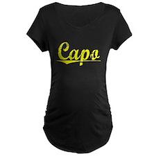 Capo, Yellow T-Shirt
