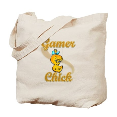 Gamer Chick #2 Tote Bag
