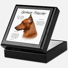 German Pinscher Keepsake Box
