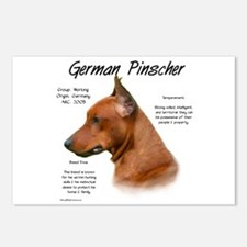 German Pinscher Postcards (Package of 8)