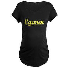 Carmen, Yellow T-Shirt