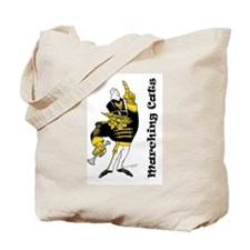 VHS Marching Cats Tote Bag
