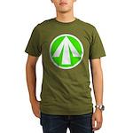 SDDC SSI Organic Men's T-Shirt (dark)