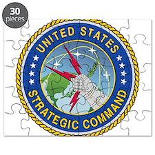 USSTRATCOM Emblem Puzzle