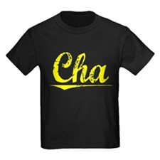Cha, Yellow T