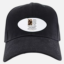 OSCAR WILDE QUOTE Baseball Hat