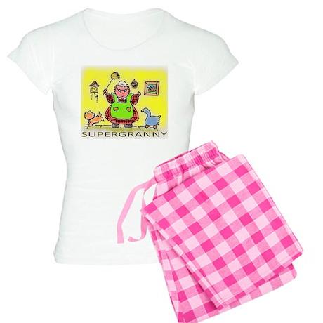 SuperGranny Women's Light Pajamas