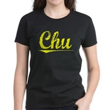 Chu, Yellow Tee