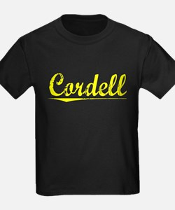 Cordell, Yellow T