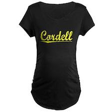 Cordell, Yellow T-Shirt
