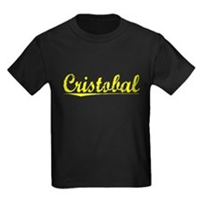 Cristobal, Yellow T