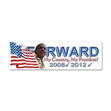 Mr President: Car Magnet 10 x 3
