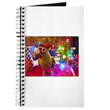 Parrot Rockstar Christmas Journal