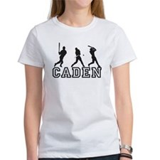 Baseball Caden Personalized Tee