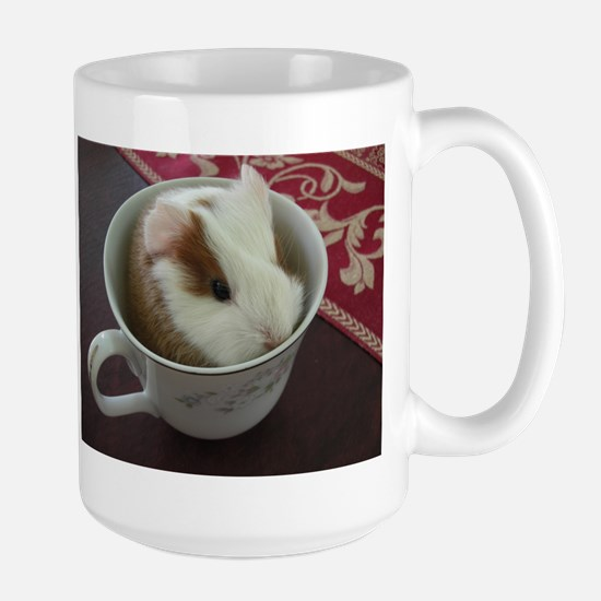 Baby Guinea Pig in a Teacup Mugs