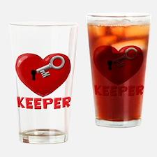 Keeper Drinking Glass