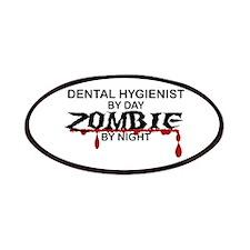 Dental Hygienist Zombie Patches