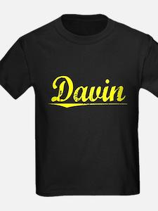 Davin, Yellow T