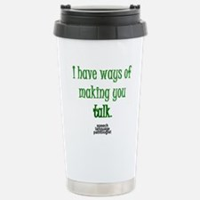 Funny Speech language pathology Travel Mug