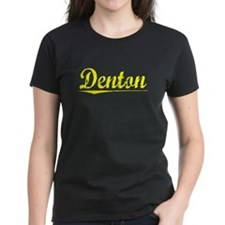 Denton, Yellow Tee