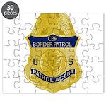 CBP badge Puzzle
