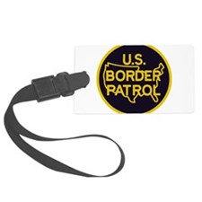 USBP logo Luggage Tag